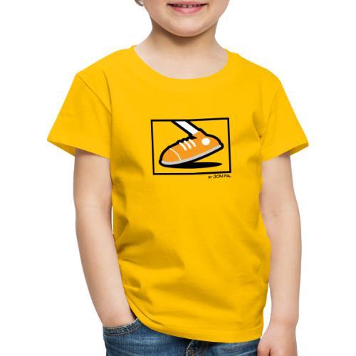 Jimy's Foot - T-shirt Premium Enfant