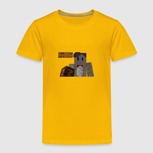 DiggyVerse Mystery - Kids' Premium T-Shirt