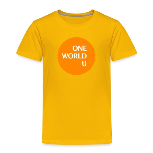 owu orange - Kinder Premium T-Shirt