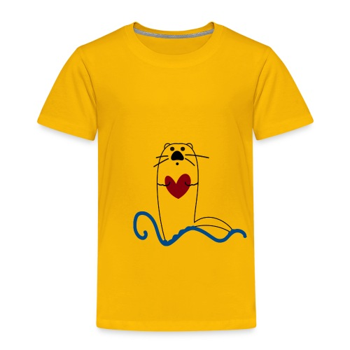 ilovelontra - Maglietta Premium per bambini
