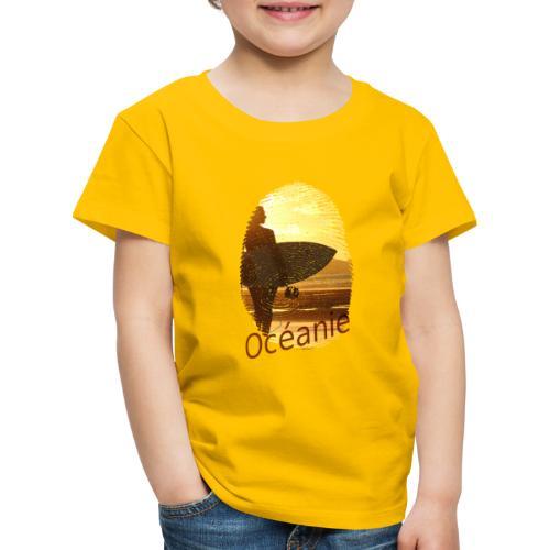 Océanie Pacifique Sud - T-shirt Premium Enfant