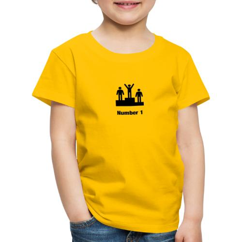 Number one - Kinder Premium T-Shirt