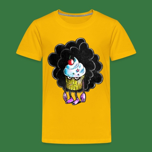 Don´t call me cupcake - Premium-T-shirt barn