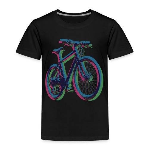 Bike Fahrrad bicycle Outdoor Fun Mountainbike - Kids' Premium T-Shirt