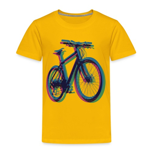 Bike Fahrrad bicycle Outdoor Fun Mountainbike - Kids' Premium T-Shirt