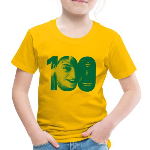 Sophie T Shirt gruen - Kinder Premium T-Shirt