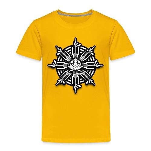 obm tech Cross - Kinder Premium T-Shirt