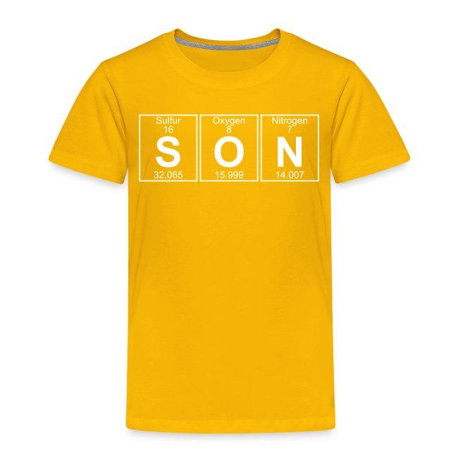 S-O-N (son)