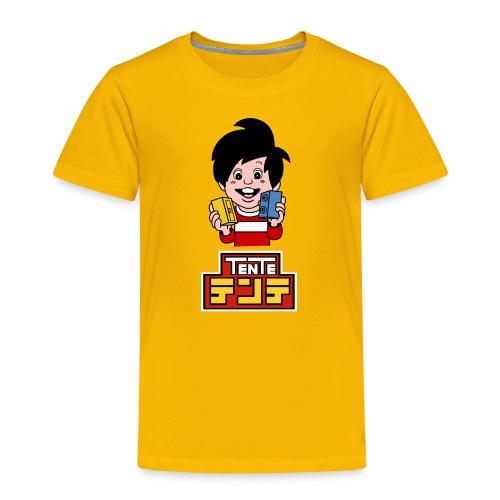 Nen_japones_spreadshirt - Camiseta premium niño