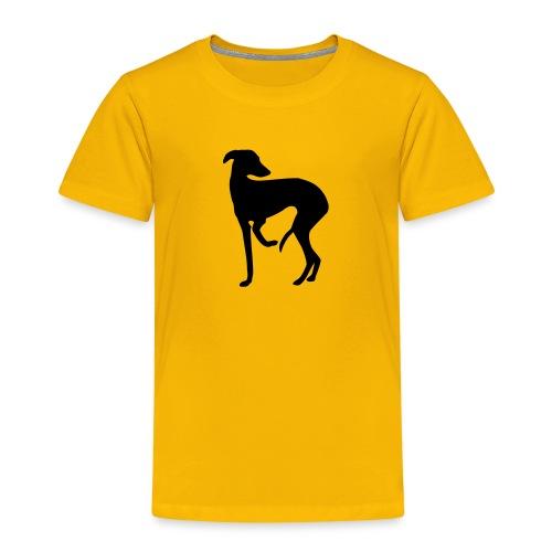 Windspiel - Kinder Premium T-Shirt