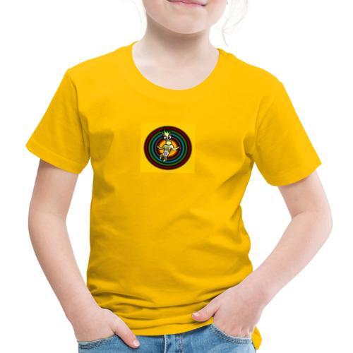 ENVY ENDIVE GIALLA - Maglietta Premium per bambini
