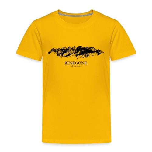 GoClassic   Resegone - Maglietta Premium per bambini