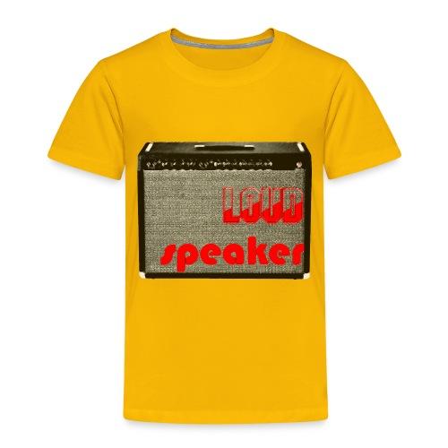 LOUDSPEAKER - Kids' Premium T-Shirt