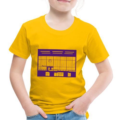 Abfertigungshalle THF - Kinder Premium T-Shirt