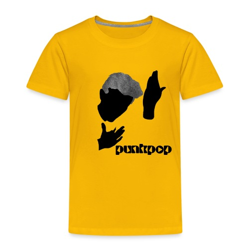 Heroes Punkpop Black - Maglietta Premium per bambini