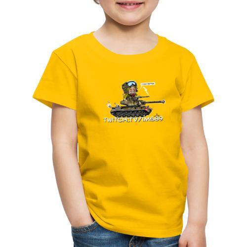 IMSmet tekst - Kids' Premium T-Shirt