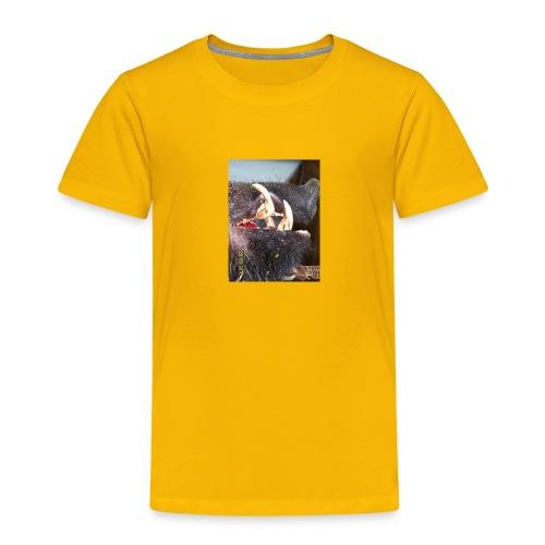 Keiler Kopf , Keiler Haupt, Gebräch, - Kinder Premium T-Shirt