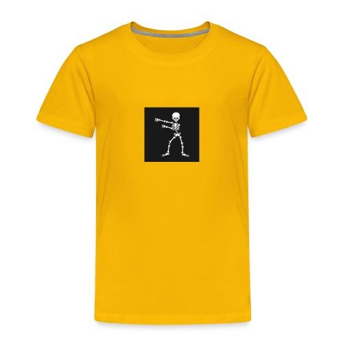 Skelton edition floss - Kids' Premium T-Shirt