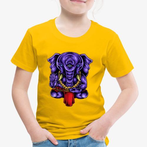 Gaṇesh - T-shirt Premium Enfant