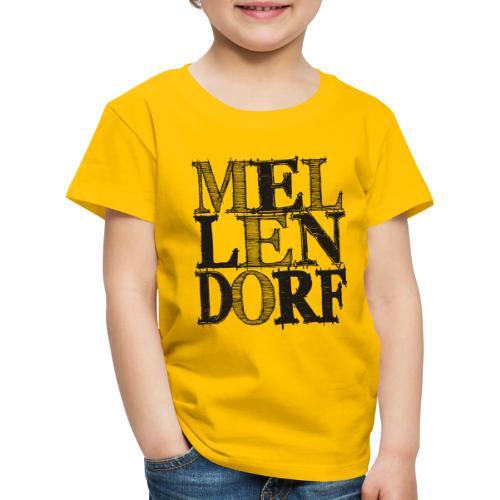 Mellendorf - Kinder Premium T-Shirt