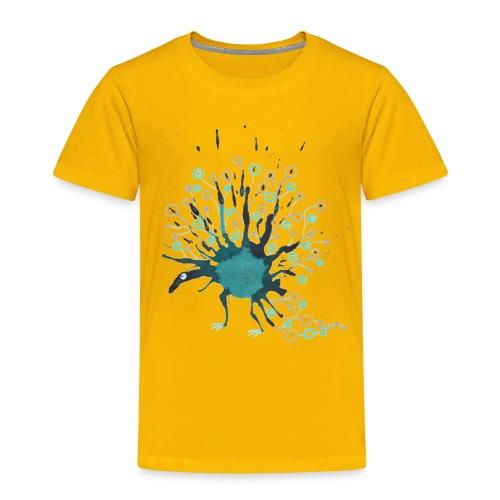 blaublau 1 png - Kinder Premium T-Shirt