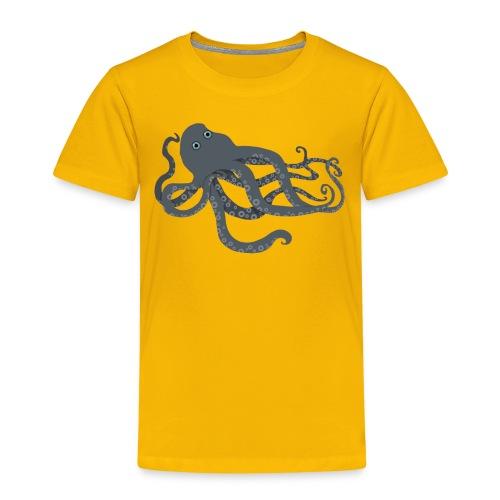 Kraken - Kinder Premium T-Shirt