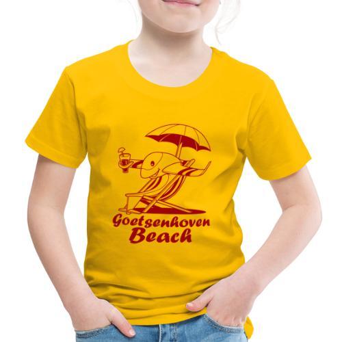 Goetshoven Beach - Kids' Premium T-Shirt