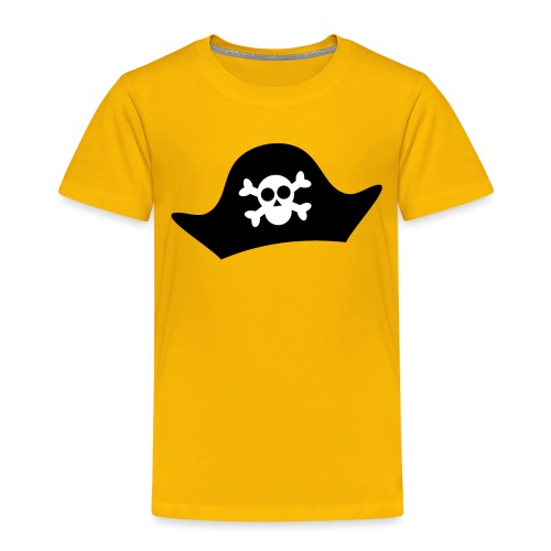 Piratenmütze - Kinder Premium T-Shirt