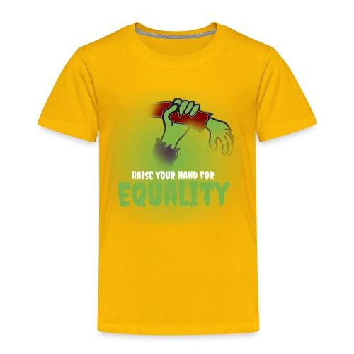Raise Your Hand - Kids' Premium T-Shirt