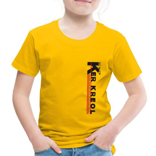 Logo réunion metissage 01 - T-shirt Premium Enfant