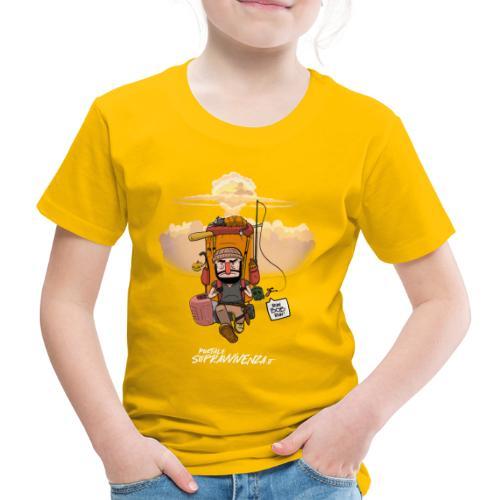BOB the prepper - Maglietta Premium per bambini