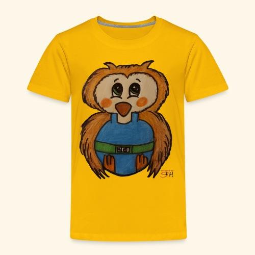 zuckereule frei - Kinder Premium T-Shirt