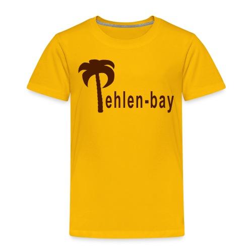 pehlenbay logo - Kinder Premium T-Shirt