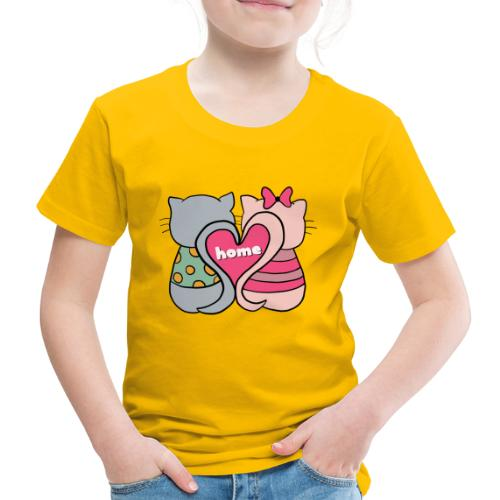 Cats - Kids' Premium T-Shirt
