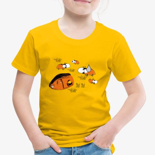 Soy escaladora: Intento adaptarme a la vida normal - Kids' Premium T-Shirt