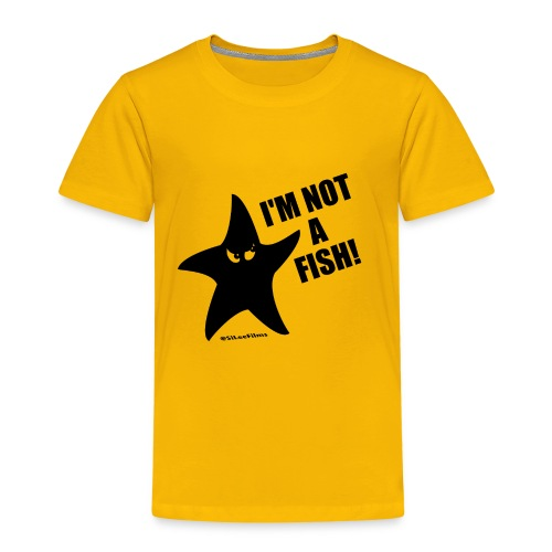 Starfish: SiLee Films - Kids' Premium T-Shirt