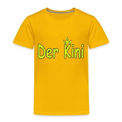 Der Kini 2 - Kinder Premium T-Shirt