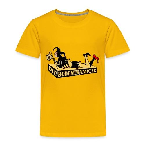 Bodentrampler Transparenz - Kinder Premium T-Shirt