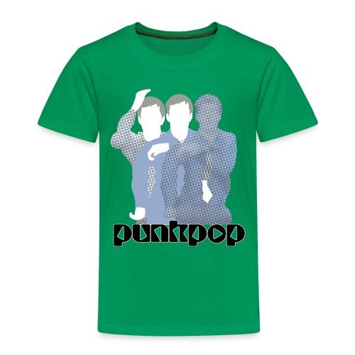 JD Post Punk PunkPop - Maglietta Premium per bambini