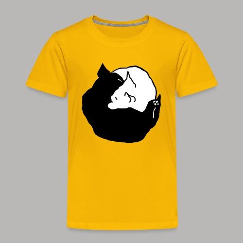 YinYang - Kinder Premium T-Shirt