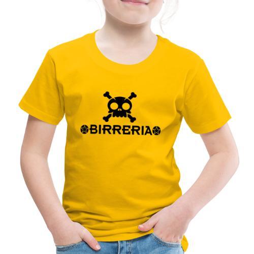 Kids Skull Birreria - Kinder Premium T-Shirt