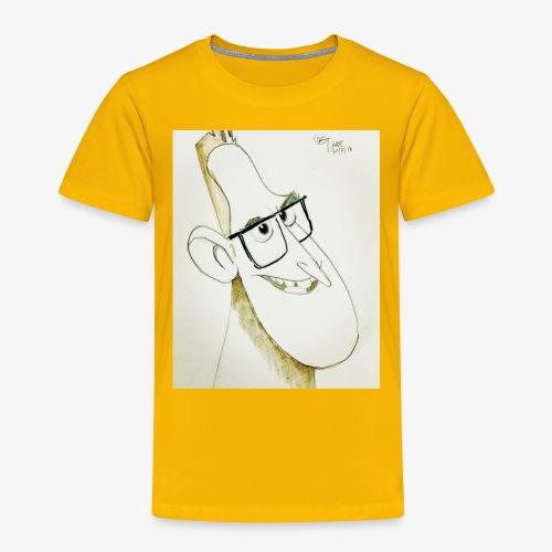 Disegno personaggio - Maglietta Premium per bambini