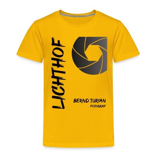 Lichthof Rosenthal - Bernd Turian - Fotograf - Kinder Premium T-Shirt