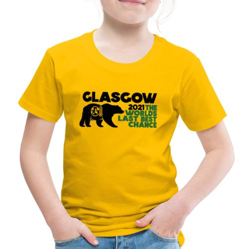 Last Best Chance - Glasgow 2021 - Kids' Premium T-Shirt