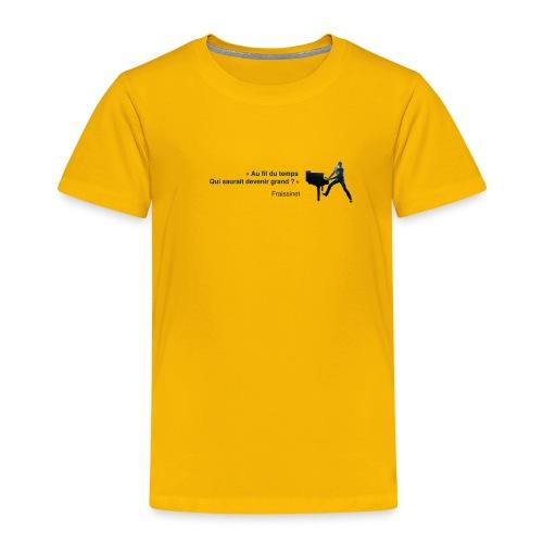 petit con png - T-shirt Premium Enfant