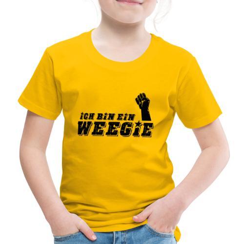 Ich Bin Ein Weegie - Kids' Premium T-Shirt