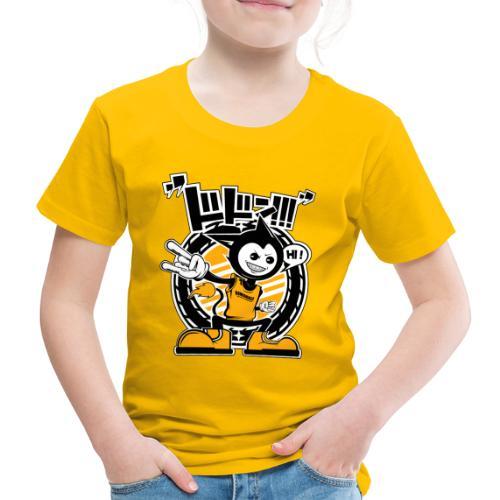 Hi ! Dimokkiz - T-shirt Premium Enfant