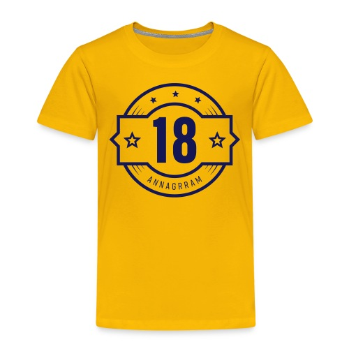 Annagram - 18 - T-shirt Premium Enfant