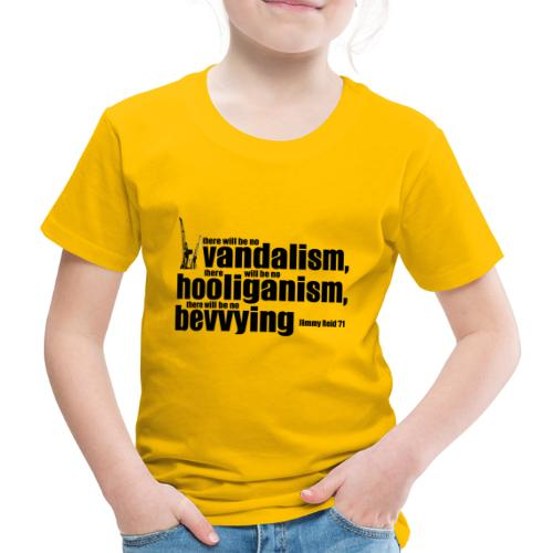 No Bevvying - Kids' Premium T-Shirt