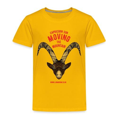 Capricorn Sun Bright - Kids' Premium T-Shirt